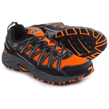Fila Headway 4 Trail Running Shoes (For Men)