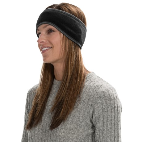 Fownes Brothers Polar Fleece Headband (For Women)