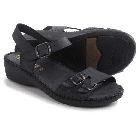 La Plume Jupiter Sandals - Leather (For Women)