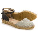 Eric Michael Iguana Espadrille Sandals (For Women)