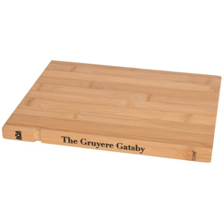 Core Bamboo Novel Cutting Board - Medium