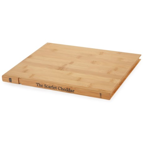 Core Bamboo Novel Cutting Board - Large