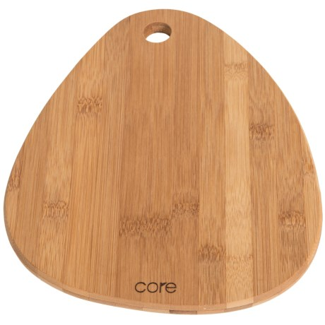 Core Bamboo Organic Cutting Board - Small