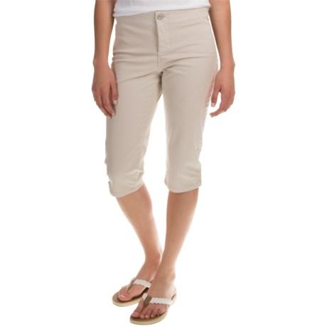 NYDJ Kaelin Skimmer Shorts (For Women)