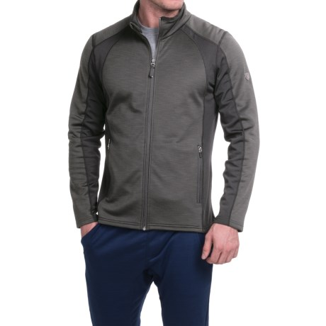 Fera Weekender Fleece Jacket - Full Zip (For Men)