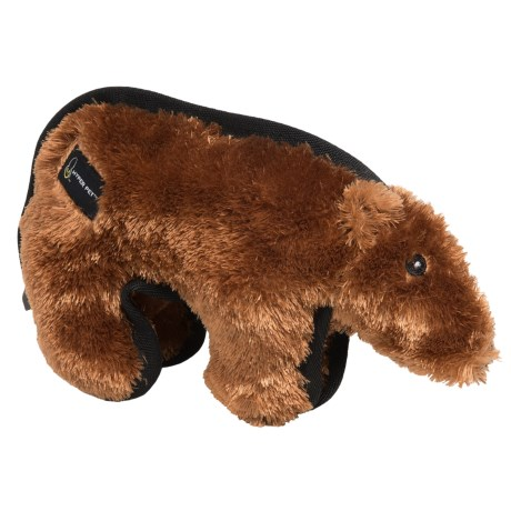 Hyper Pet Tough Plush Dog Toy