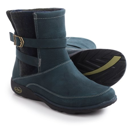 Chaco Hopi Boots - Leather (For Women)
