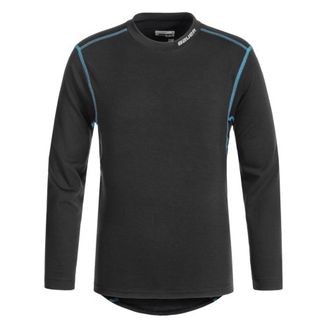 Bauer Core Base Layer Top - Long Sleeve (For Big Kids)
