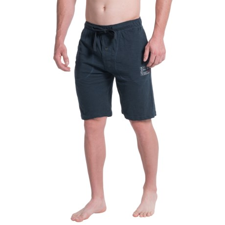 Lucky Brand Slub Jersey Lounge Shorts (For Men)