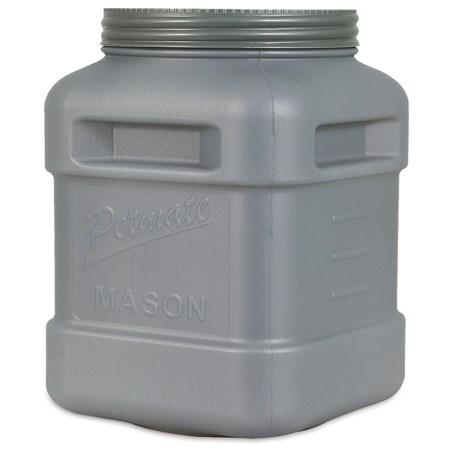 Petmate Mason Jar Food Storage Container - 40 lb.