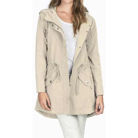 Lilla P Hooded Anorak Jacket (For Women)