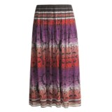 Maggy London Ombre Skirt - Silk Chiffon (For Women)