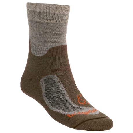 Bridgedale Ventum Light Hiker Socks - Merino Wool (For Men and Women)