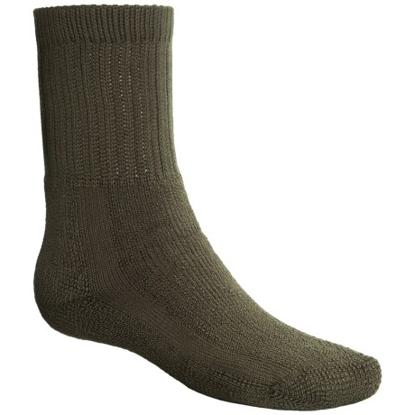 Thorlo THOR-LON® Hiking Socks - Crew (For Men)