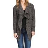 Lilla P Lofty Marl Cardigan Sweater (For Women)