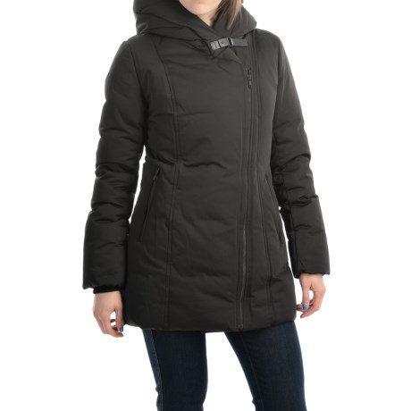 SOIA & KYO Debra Down Coat - Trim Fit (For Women)