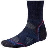 SmartWool PhD V2 Outdoor Light Socks - Merino Wool, 3/4 Crew (For Men)