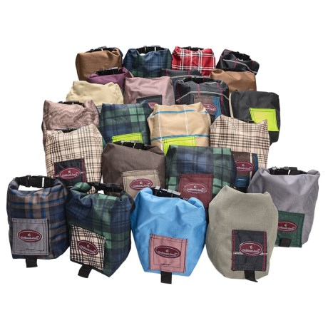 ABO Gear Outback Jack Dog Tucker Traveler Dog Food Sack - 16 Cup