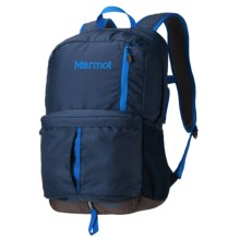 Marmot Calistoga 30L Backpack in Vintage Navy/Cobalt Blue - Closeouts