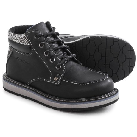 Eddie Bauer Herringbone Boots - Waterproof (For Big Boys)