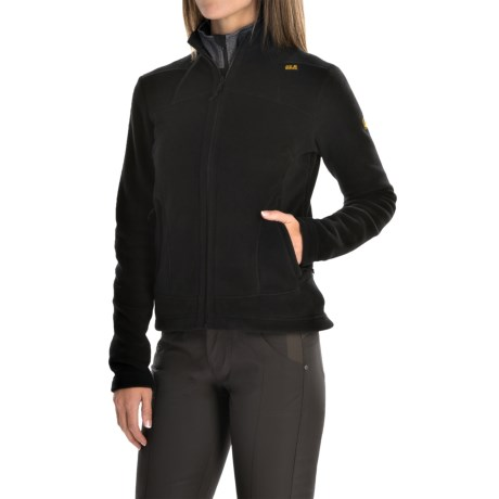 Jack Wolfskin Moonshadow Fleece Jacket - Full Zip (For Women)