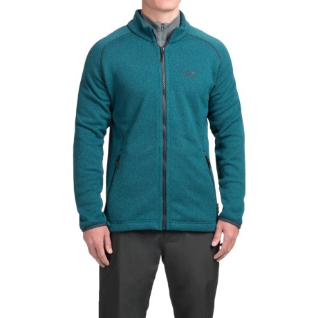 Jack Wolfskin Caribou Altis Fleece Jacket (For Men)