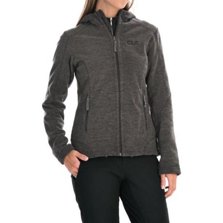 Jack Wolfskin Carson Fleece Jacket (For Women)