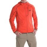 Jack Wolfskin Rock Sill Fleece Jacket - Hooded (For Men)