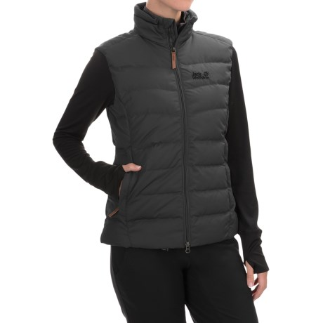Jack Wolfskin Terrenceville Vest - Insulated (For Women)