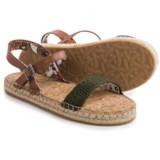 Sakroots Mae Flat Sandals (For Women)