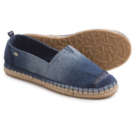 The Sak Ella Flat Espadrilles (For Women)