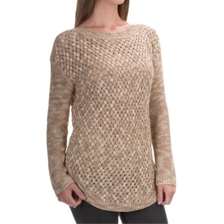 Parkhurst Meryl Tape-Yarn Tunic Sweater (For Women)