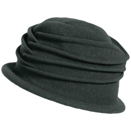 Parkhurst Isabel Wool Cloche Hat - Water Repellent (For Women)