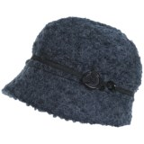 Parkhurst Asymmetrical Slouchy Hat (For Women)