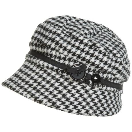 Parkhurst Asymmetrical Slouchy Hat (For Women)
