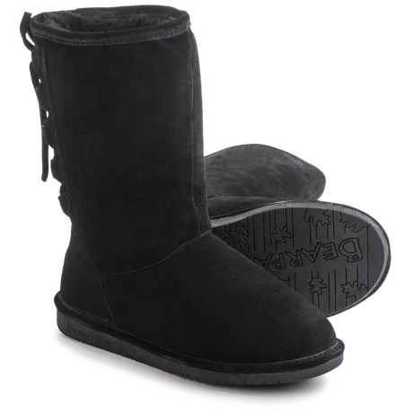 Bearpaw Phyllis Sheepskin Boots - Suede (For Women)
