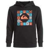 Quiksilver Cubed Hoodie (For Big Boys)
