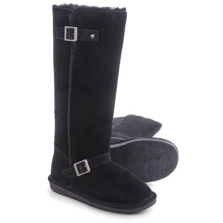 Bearpaw Johanna Sheepskin Boots - Suede (For Women)
