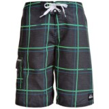Quiksilver Grid Boardshorts (For Little and Big Boys)