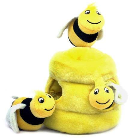 Outward Hound Hide-a-Bee Dog Toy