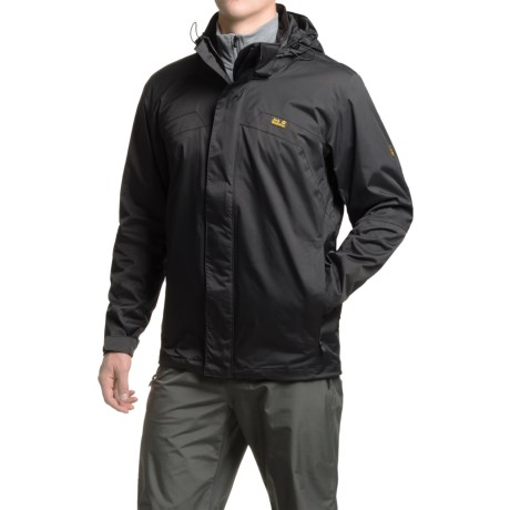Jack Wolfskin Topaz II Texapore Jacket - Waterproof, Windproof (For Men)