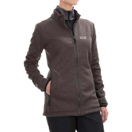 Jack Wolfskin Caribou Altis Fleece Jacket (For Women)