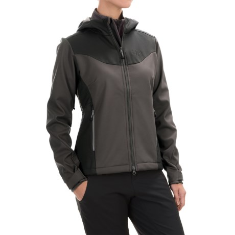 Jack Wolfskin Foggy Mountain Soft Shell Jacket (For Women)