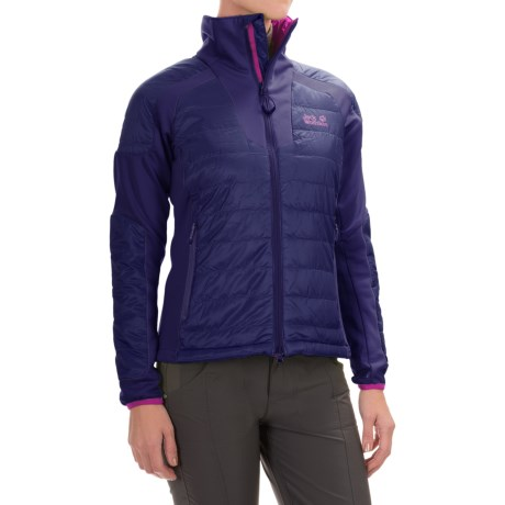 Jack Wolfskin Ionic Microstretch Jacket - Insulated (For Women)