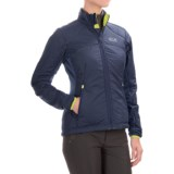 Jack Wolfskin Exhalation Microstretch Jacket - Insulated (For Women)