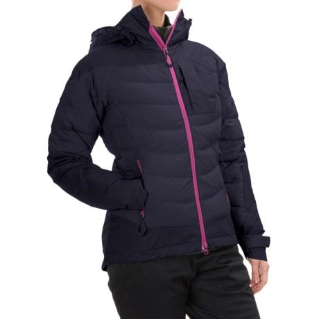 Jack Wolfskin Whiteline Ski Jacket - 700 Fill Power, RECCO® (For Women)