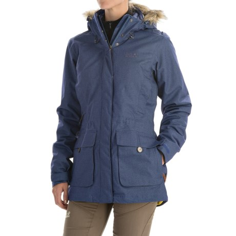 Jack Wolfskin Lodge Bay Texapore Parka - Waterproof, Insulated (For Women)