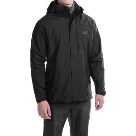 Jack Wolfskin Brooks Range Texapore Jacket - Waterproof (For Men)