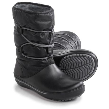 Crocs Crocband 2.5 Cinch Snow Boots (For Women)