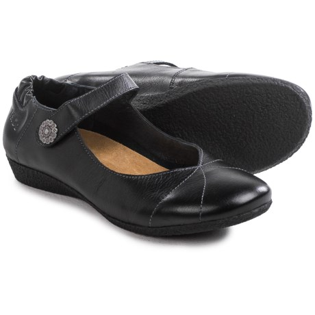 Taos Footwear Recipe Mary Jane Shoes - Leather (For Women)